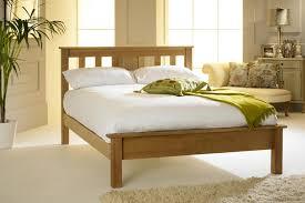 Oak Bedroom Cavendish Solid Oak Bed Frame 5ft King Size The Oak Bed Store