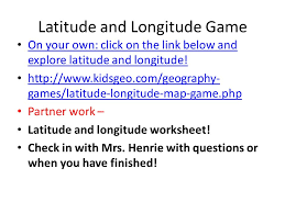 Geography and Absolute Location - ppt video online download