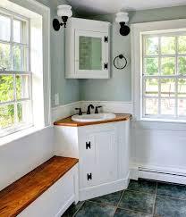 Corner Bathroom Sink Cabinets Corner Sink With Vanity Globorank