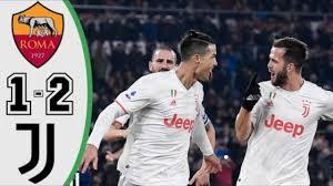Score:1-2, Roma vs Juventus 12 January 2020 Highlights ...