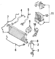 parts com® toyota reman a c compressor partnumber 883201252084 1989 toyota pickup dlx v6 3 0 liter gas compressor