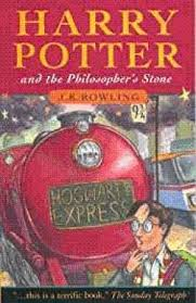 harry potter and the philosopher s stone book rowling