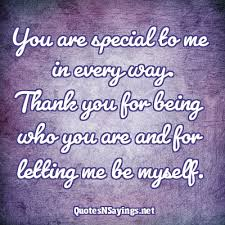 Quotes About Being Special 40 Quotes Impressive You Are Special Quotes