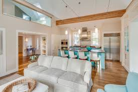 architecture design house interior. Contemporary Interior Open Floor Plan Aqua Blue Kitchen Island To Architecture Design House Interior E