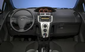 2008 Toyota Yaris - Information and photos - ZombieDrive