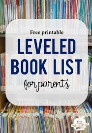 Leveled Books You Can Find At Your Library With A