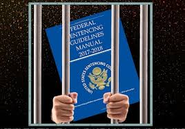 Sentencing Guidelines Chart 2017 So Youve Committed A Federal Offense How Much Time Will