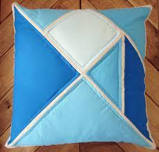 Sew Sisters Quilt Shop: Kona Club Challenge - Tangram Pillow by ... & Sew Sisters Quilt Shop: Kona Club Challenge - Tangram Pillow by Deanna  Doornbos Adamdwight.com