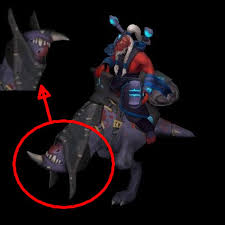 anyone else sees the new disruptor s mount this way dota2