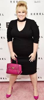 actress rebel wilson at the launch party of her rebel wilson x angels collection photo rebel wilson insram