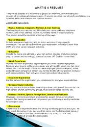 what is a resume name. resume samples . what is a resume name