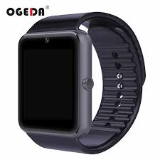 <b>OGEDA</b> New Men's And Women's <b>Smart Watches</b> Waterproof Health ...
