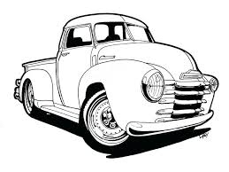 pickup truck coloring pages gravityfreeradio com