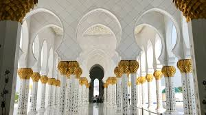 the sheikh zayed mosque in abu dhabi the french jewelry post by sandrine merle