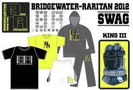 Universal Lacrosse Outfits The Bridgewater Raritan Lacrosse Team In
