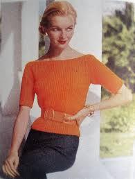 Vogue Knitting Patterns Extraordinary Vogue Knitting Book No 48 Vintage Knitting Patterns 48s Etsy