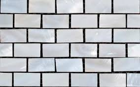 Small Picture Wholesale Natural White Shell Tile Backsplash Interior Wall Subway
