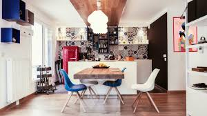 Apt Kitchen Paris Apt Kitchen And Living Room Flocdesign
