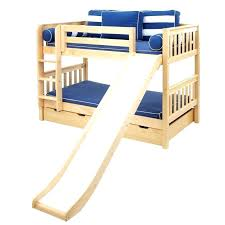 bunk bed with slide. Exellent With Bunk Bed With Slide Ikea Twin Low  Straight Ladder In Bunk Bed With Slide