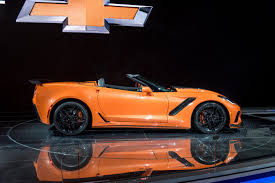 2019 Corvette ZR1 Convertible Revealed In Los Angeles | GM Authority