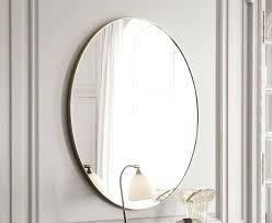 round wall mirror minimal large mirrors ikea uk