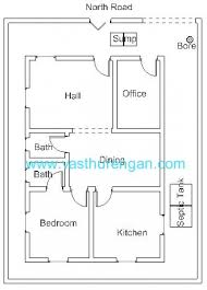 vastu plan for north facing plot 3