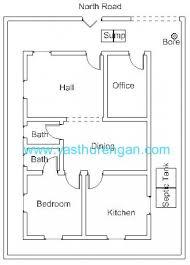 vastu plan for north facing plot 3