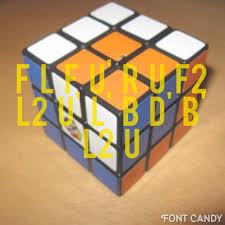 Rubik's Patterns Gorgeous Rubiks Cube Patterns 48 Vila SRBIJA