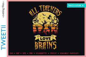 Love glasses svg, valentine's day svg cut file for cricut & silhouette, love sunglasses with hearts svg valentines design, love svg clipart. 1 All Teachers Love Brains Funny Halloween Designs Graphics