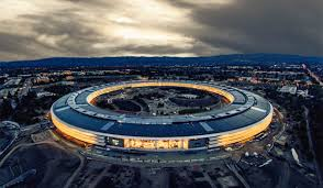 cupertino apple office. For Mere Mortals Movement Within The New Campus Apple Park Limited To A Small Visitor Center Cupertino Office
