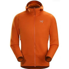 arc teryx mens hooded jackets arc teryx kyanite mid layer fleece