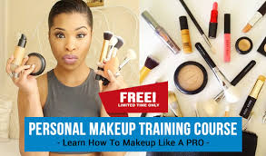 sign up to get access to our personal makeup training videos for free