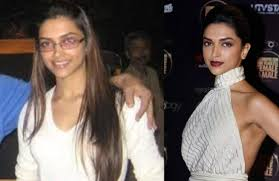 deepika padukone indian actresses with and without makeup