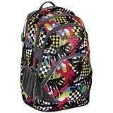 <b>CoocaZoo EvverClevver 2 Checkered Bolts</b> Blue - School Backpack ...