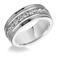 frederick goldman diamond wedding band zoom