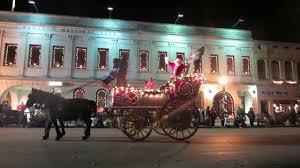 Baraboo Christmas Light Parade Santa Claus At 2017 Baraboo Downtown Holiday Light Parade