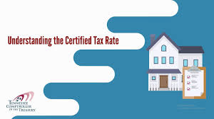 Tennessee Tax Chart Understanding Tennessees Certified Tax Rate