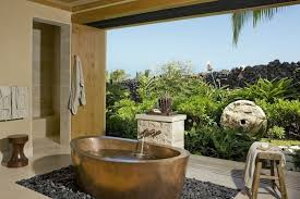 bathroom outdoor bathroom and bathroom fixtures by way of organizing your bathroom to create drop dead bathroomdrop dead gorgeous tropical