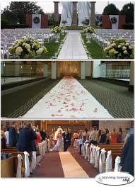 aisle runners dressing up your wedding aisle with how to make your own wedding aisle runner