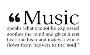 Image result for music quotes about life