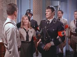 Star Trek Patterns Of Force Beauteous Germany To Air 'Nazi Star Trek Episode