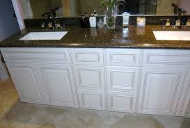 white bathroom cabinets. white bathroom cabinets granite countertops e