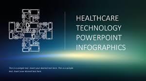 Healthcare Technology Powerpoint Infographics