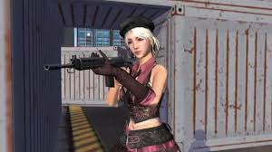 garena free fire characters k