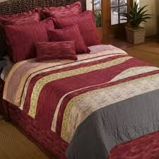 painted canyon quilt multi warm