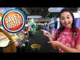 dave buster s history