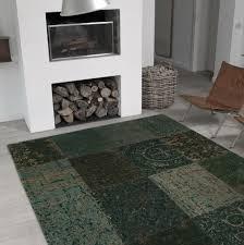 dark green rug uk
