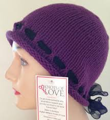 Crochet Chemo Hat Pattern Fascinating Patterns Knots Of Love