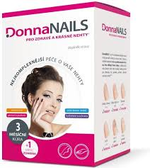 Donnanails 4měsíční Kúra Tob9030 Zdarma Doplňky Stravy Vlasy