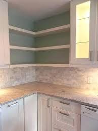 ideas open corner kitchen cabinet of kitchen open shelving corner stgrupp that amazing cabinet corner